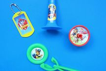 Paw Patrol Party Ideas / Party Bag ideas and accessories for Paw Patrol fans