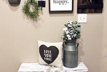VIBE decor ideas