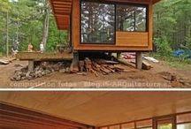 Cabin - bývanie