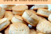 bizcochos y galletas
