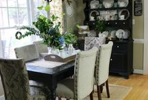 kitchen table / by Britiney Bennett