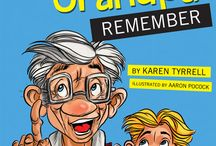 Harry Helps Grandpa Remember: June 2015 / How does Harry HOPE help Grandpa Remember?    Endearingly told and full of Hope, compassion and humour, 'Harry' Picture book provides a gentle introduction for children to the realities of Dementia.    www.karentyrrell.com