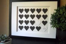 Anniversary Ideas / by Shannon Davis