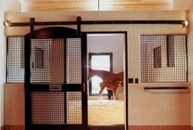Horse stables design