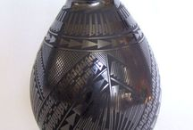 Traditionnal american ceramic  ( mainly south america)