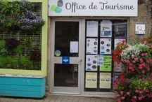Les partenaires du Clos du Mèn-Allèn - votre chambre d'hôtes / La présence de la maison d'hôtes sur les sites de voyages en ligne.