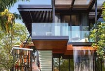 Exterior Architecture / Architectural designs for the future.
