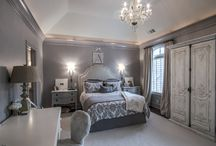 Secondary Bedrooms / Master bedrooms get all the love but some secondary bedrooms are worth mentioning too!