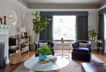 Big Tips for Small Spaces / Tips on small space interior design. Creative ways to maximize space on lane-way houses.