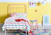 #AdairsKids Dream Room / Ideas for my girls new room / by Morena Dobrowolski