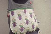 Táska varrás/ Bag sewing