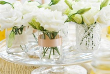 table settings / by Jacque Pfaffle