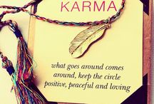 Karma / All the wonderful layers of karma!