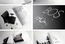 Graphic Design / Inspiration For Graphic Design Documents