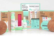 Kit&Coco :: Le Kit! / KIT & COCO convient :  • Aux enfants de plus de 6 mois • Aux peaux sensibles (formule sans allergènes) • À tout type de cheveux  - http://bit.ly/KitAndCocoFR