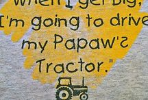 Fun Farm Fabric / Great farm fabrics, Adorable farm life......and of course, John Deere!