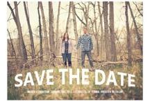 save the date / by Mariska Venter