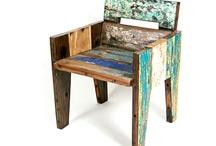 teclaimed wood furniture