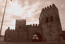 Las Murallas de Madrigal de las Altas Torres-