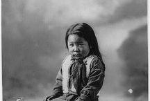 Indians / Sioux kinderen Sioux