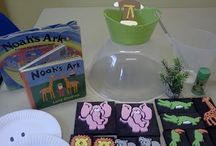 Family Ministry - Connecting Bible & Home / Ideas for connecting children's ministry to the home. Take home Bible story bags and other means to reach into the home.