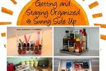 Organizing / by Lisa Atkinson