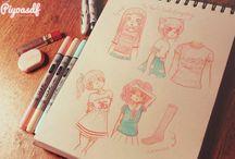 Piyoasdf dibujos