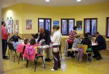 Escuela de ajedrez 2015-16. / https://lasalamandrasiguenza.wordpress.com/2015/08/11/escuela-de-ajedrez-de-siguenza-2015-2016-con-los-amigos-del-ajedrez-de-siguenza/