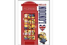 London style / Dodatki w stylu brytyjskiej stolicy :)