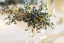 WEDDING FLOWERS / Florals, Wedding Florals, Wedding Flowers, Centerpies, Boutonnieres, Wedding Decor