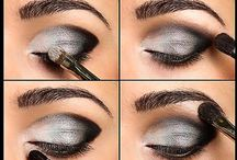 Makeup: Eyes Tutorials