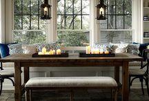 window seat table