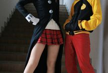 Cosplay !!! / This is my personal favourite board =3 / by Anime Arty