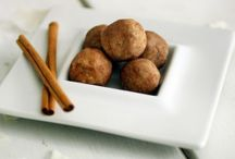 Paleo Truffles / Any Paleo treat that is rolled into a ball!