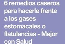 agases estomacales