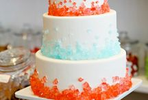 Decorated cakes / Beautiful and interesting cakes