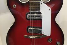 Vintage Maton / Vintage Maton guitars