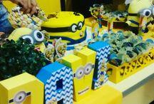 festas e decorações infantis / Staff Ornamentações e eventos SLZ