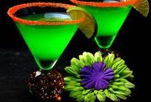 alice drinks