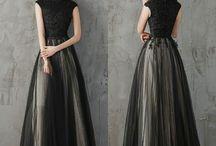黒 パーティー ドレス