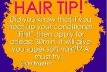 Natural Hair and Beauty Care and Tips. / by Gadget Trish