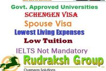 Study Abroad / Rudraksh Group Overseas Solutions is one of the best immigration consultancy service offering world class services for your mmigration needs. They have a developed business model to provide solutions to all your immigration needs.