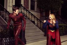 #CrossSupergirl n The Flash