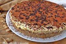 torta morbida al tiramisu