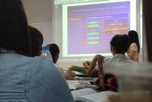 wanna sleep in my class :p / by Sanacs Likitratjaroen