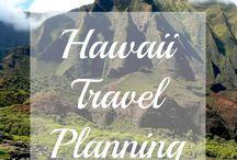 Hawaii Travel Tips / Tips for traveling Hawaii