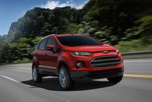 Ford ECOSPORT 2013 / Diseño totalmente nuevo, aerodinámico e integrado. Cada pieza diseñada para mejorar la experiencia de manejo.