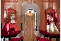 Elie Saab, exhibitions in Paris