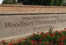 Our Campus / Woodbury Elementary is on Instagram, Facebook, & Twitter: woodburyIUSD