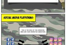social media hunting